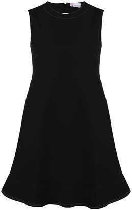 RED Valentino cut out shift dress