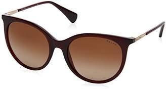 Ralph Lauren Ralph by Women's 0ra5232 Cateye Sunglasses