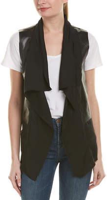 Jakett Olivia Hammered Leather Vest