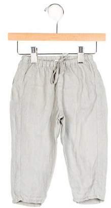 Caramel Baby & Child Boys' Linen Jogger Pants