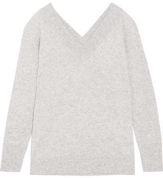 Linden Cashmere Sweater - Gray