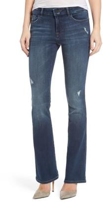 Women's Dl1961 Bridget Bootcut Jeans $188 thestylecure.com