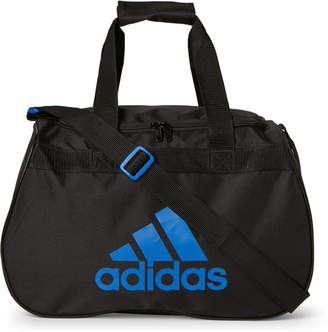 bb7817898c03 ... adidas Black   Blue Diablo Small Duffel Bag