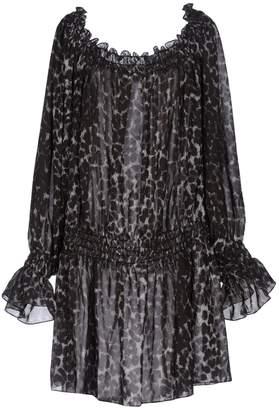 Norma Kamali SWEATS by NORMAKAMALI Short dresses