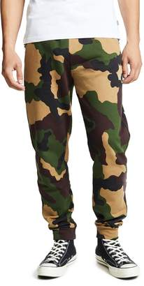 Moschino Cotton Fleece Camo Sweatpants