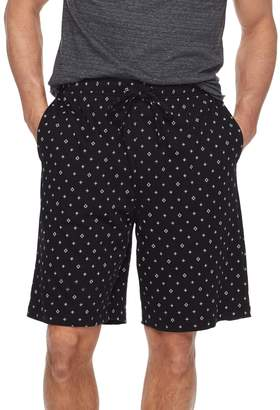 Croft & Barrow Men's True Comfort Knit Sleep Shorts