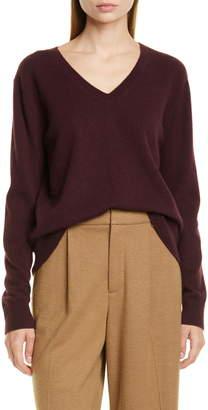 Vince Weekend V-Neck Cashmere Sweater