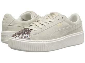 Puma Suede Platform Crushed Gem Women's Shoes