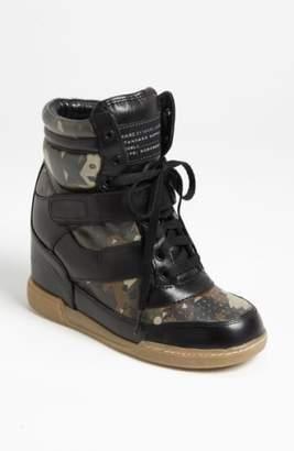 Marc Jacobs High Top Wedge Sneaker