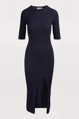 Alexandra Golovanoff Maxi Mini 3/4 sleeved long dress