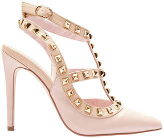 Pink Inc Saint Soft Pink Pump