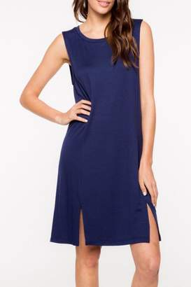 Everly Sleeveless Knit Dress $48 thestylecure.com