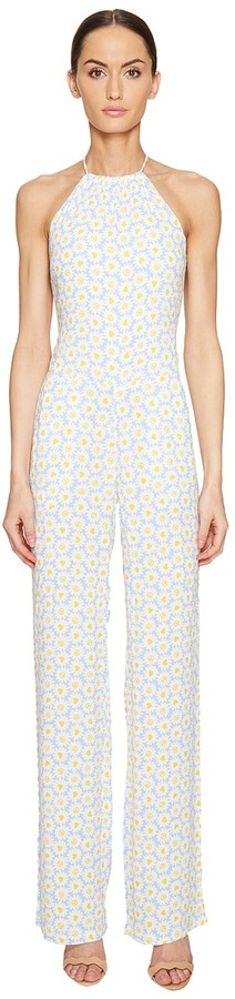 Love Moschino LOVE Moschino - Daisy Jumpsuit Women's Jumpsuit & Rompers One Piece