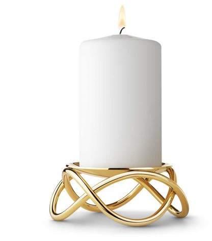 Kerzenständer Glow Gold klein von