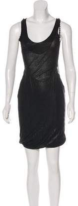 Diesel Sleeveless Knee-Length Dress w/ Tags