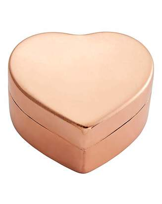 Marisota Copper Heart Trinket Box