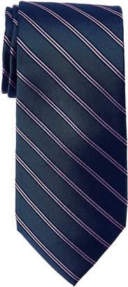 MICHAEL Michael Kors Boxed Double Stripe Silk Tie