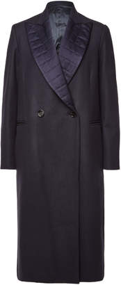 Golden Goose Cristal Virgin Wool Coat with Cashmere