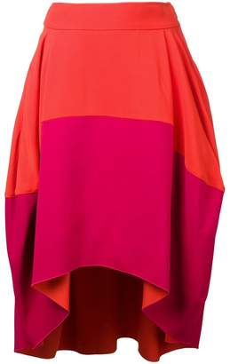 Antonio Berardi draped skirt