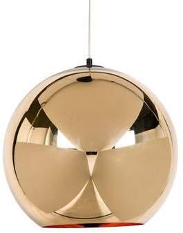 Tom Dixon Bronze Pendant Light