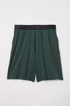 H&M Short Sports Shorts - Turquoise