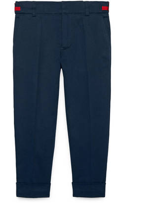 Children's stretch gabardine pant $420 thestylecure.com