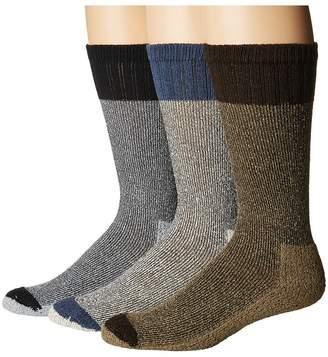 Hue Sport Crew Socks 3-Pair Pack Men's Crew Cut Socks Shoes