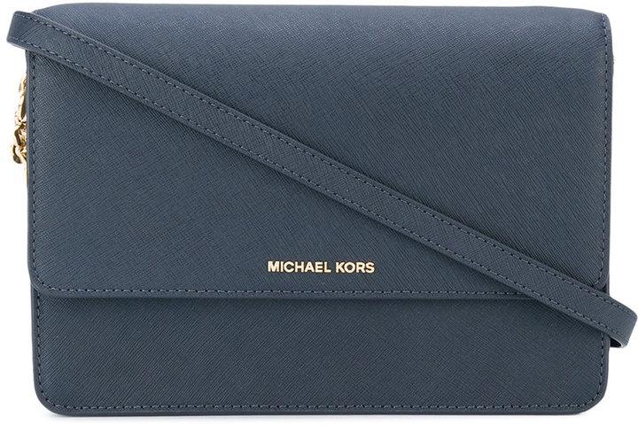 MICHAEL Michael KorsMichael Kors foldover crossbody bag