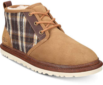 UGG Men's Neumel Plaid Boot Men's Shoes