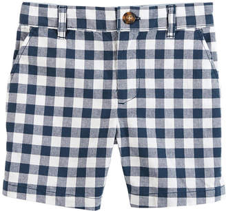 Carter's Gingham Chino Shorts - Toddler Boys 2T-5T