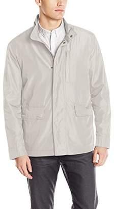 Cole Haan Men's Packable Rain Jacket
