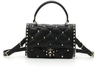Valentino Garavani CandyStud Medium Top-Handle Bag