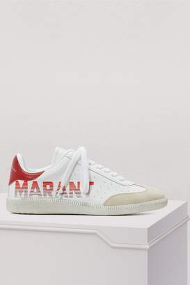 Isabel Marant Leather Bryce sneakers
