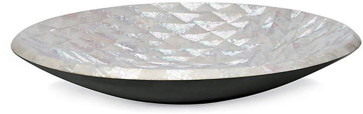 Janus Et Cie Abalone Bowl - Black - JANUS et Cie