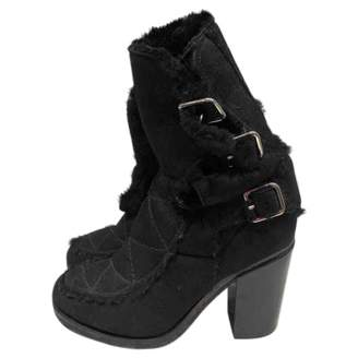Laurence Dacade Leather ankle boots