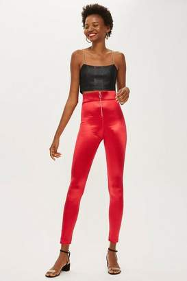 Topshop Disco Leggings