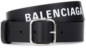 Balenciaga Everyday leather belt