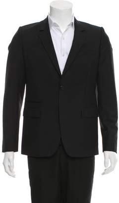 Givenchy Wool & Mohair-Blend Blazer