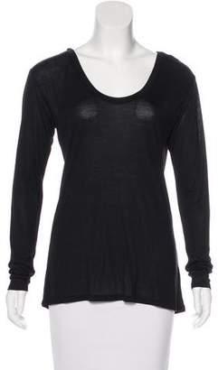 L'Agence Long Sleeve T-Shirt w/ Tags