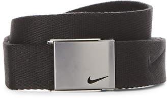 Nike Black Single Web Belt