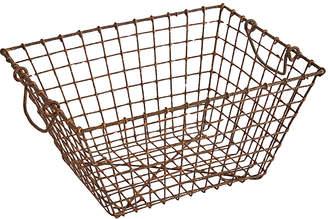 Rejuvenation Wire Oyster Basket