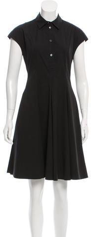 MICHAEL Michael KorsMichael Kors Collection A-Line Mini Dress