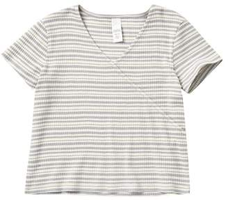 Harper Canyon Rib Wrap Tee (Big Girls)