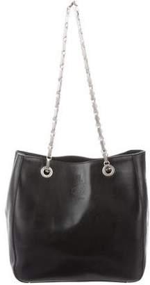 Mark Cross Leather Crossbody Bag