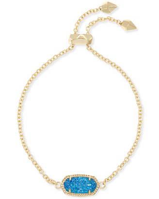 Kendra Scott Elaina Adjustable Chain Bracelet in Turquoise