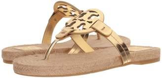 Tory Burch Miller Espadrille Sandal Women's Sandals
