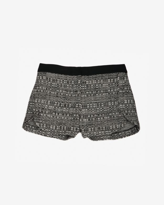 Robert Rodriguez Tweed Retro Shorts
