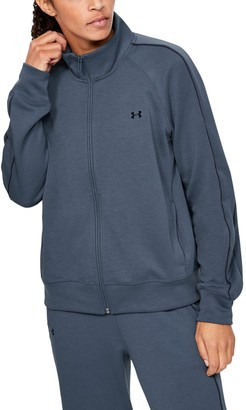 Under Armour Women's UA Double Knit Track Jacket
