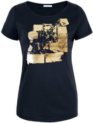 Audley Urban Gilt Black T-Shirt