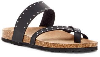 Madden Girl Peanuttt Slide Sandal $49 thestylecure.com
